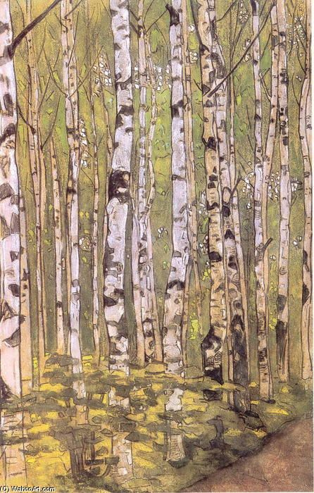 the symbolism of the birches Be a swinger of birches - robert frost, birch trees ghillie dhu the birch also promises new life and love, and is a potent symbol of purification and renewal.