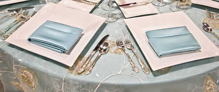 Rent Chair Covers & Table Linens for Weddings & Parties | Chair Covers and Linens