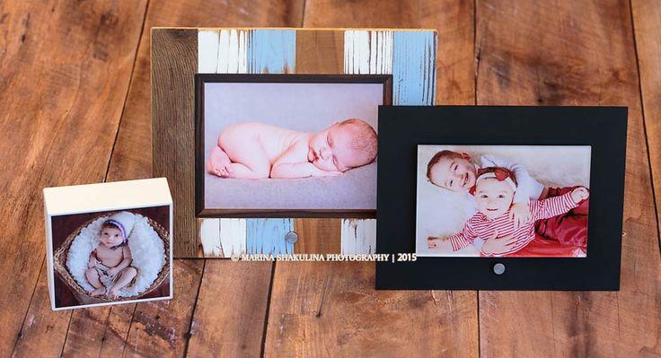 Fotografo di bambini - collezione Frames