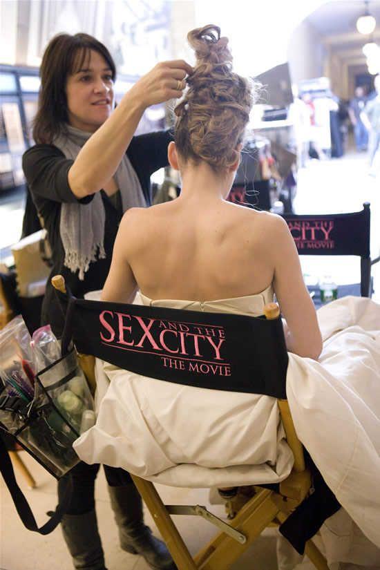 Behind the scene sex movie
