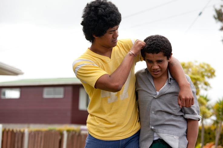 Tom's Dairy by director: Oscar Kightley -- A poignant and humorous short film about a young boy growing up in West Auckland in 1981.  #nziff