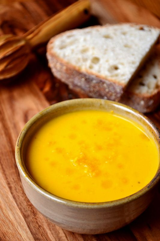 Carrot and Orange Soup | Eat! | Pinterest