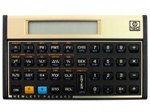 Calculadora Financeira 120 Funções - HP 12C GOLD