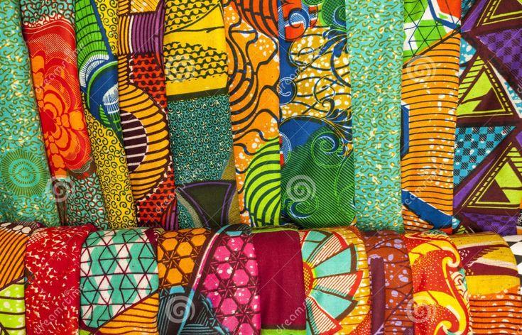 significati tessuti colorati mondo