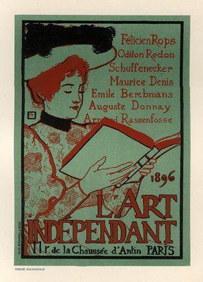 Armand Rassenfosse- PM22 - L'Art Independant