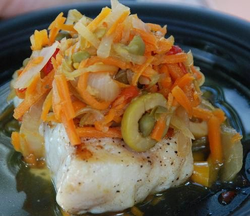 Red snapper in escabeche recipe disney red snapper for Fish escabeche recipe