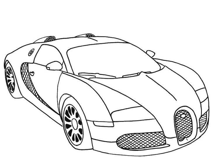 ford vehicle printable coloring pages - photo#21