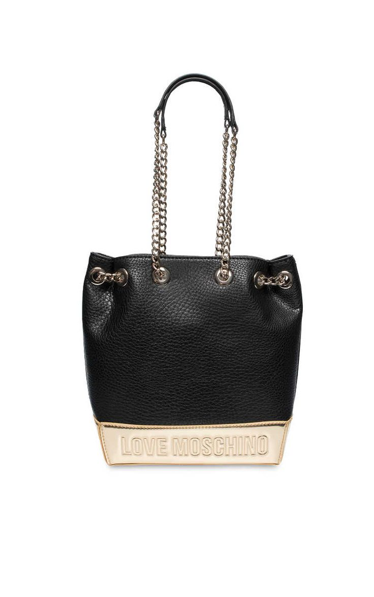 Handväska JC4132 NERO - Love Moschino - Designers - Raglady