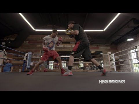 One-on-One: Daniel Jacobs (HBO Boxing)
