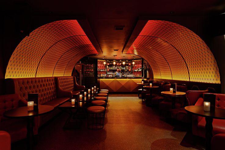 2015 Ресторан & Бар Design Award Объявлены победители, Грязные Мартини;  Лондон / Виноград Дизайн.  Изображение предоставлено ресторана & Bar Design Awards