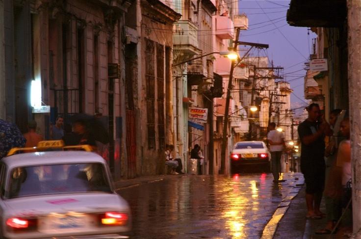 After the rain - Centro Havana, Cuba