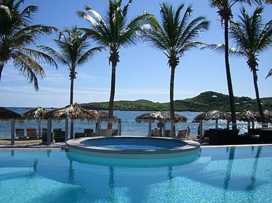 Best Island Beaches For Partying Mykonos St Barts: Le Guanahani Hotel,St. Barthelemy Nestled In A Very