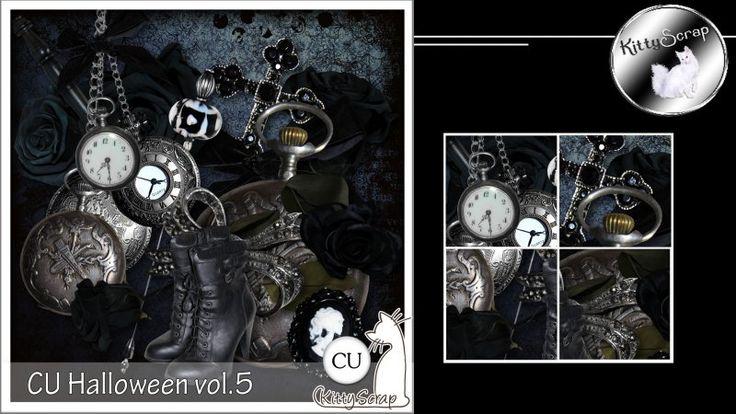 CU halloween vol.5 by KittyScrap