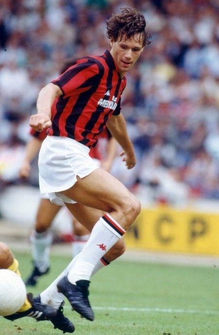 Ac Milan Marco Van Basten