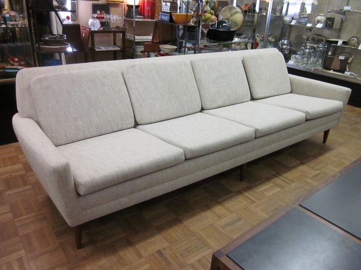love this couch / mid-century danish