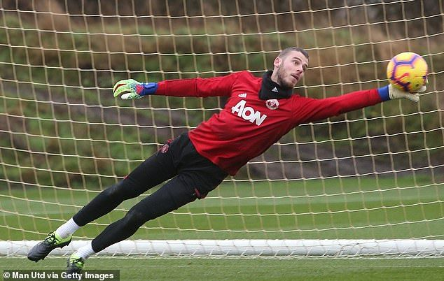 Man United feel-good factor continues in training | Football