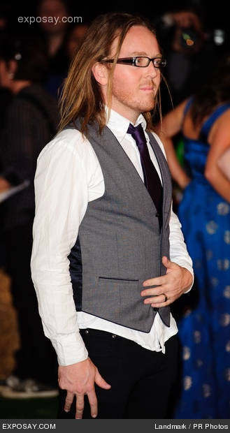 Tim Minchin: the neo-dandy. I've a melty spot for a gent in a waistcoat.