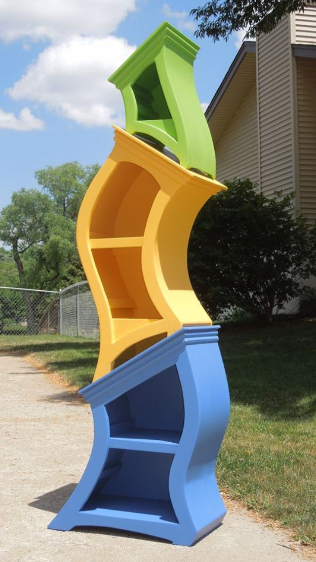 Nice I Loved The Crazy Dr. Seuss Furniture Iu0027ve Been Seeing Online, And