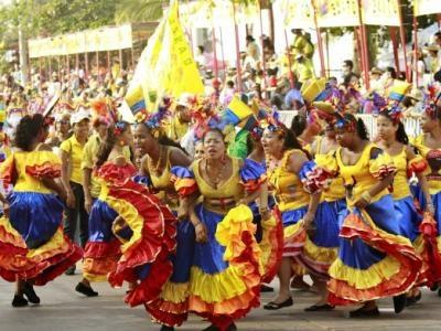 Carnaval de Barranquilla, Colombia - Patrimonio de la humanidad