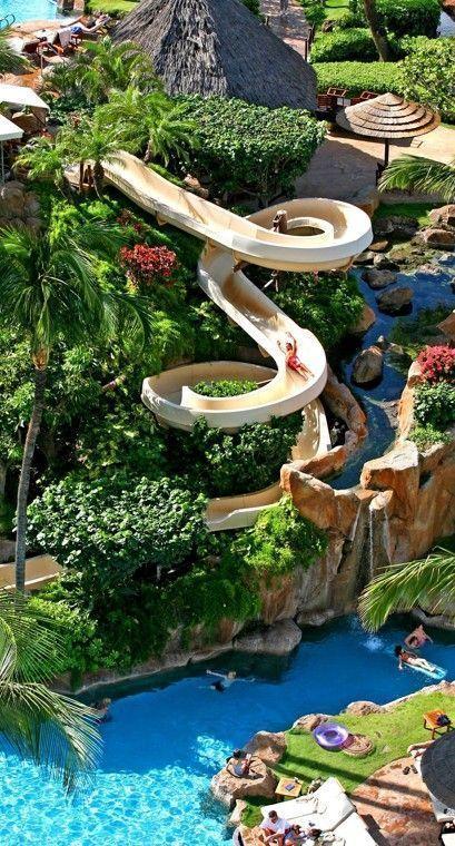 The Westin Maui Resort & Spa in Lahaina, Maui, Hawaii. #HawaiiDestination