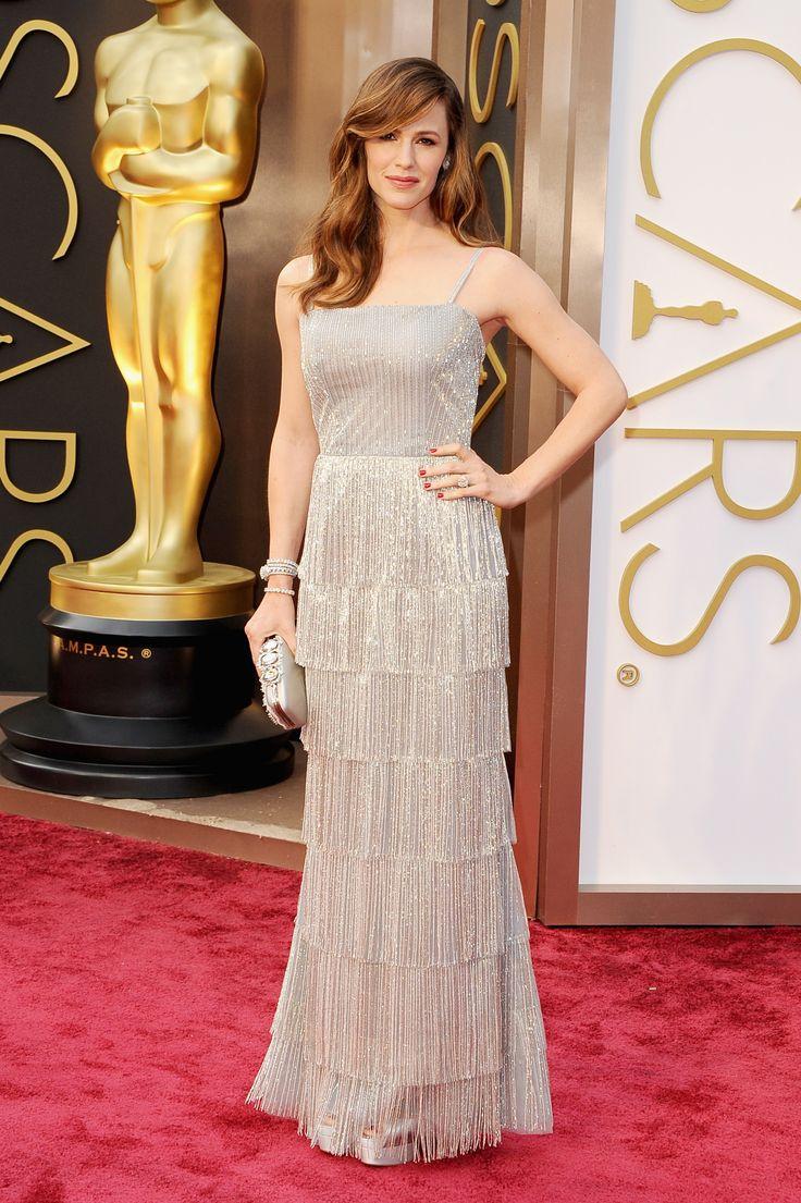 Giuliana rancic 2014 oscars paolo sebastian dress - Jennifer Garner Dazzled Us On The Oscars Red Carpet Dressed Head To Toe In