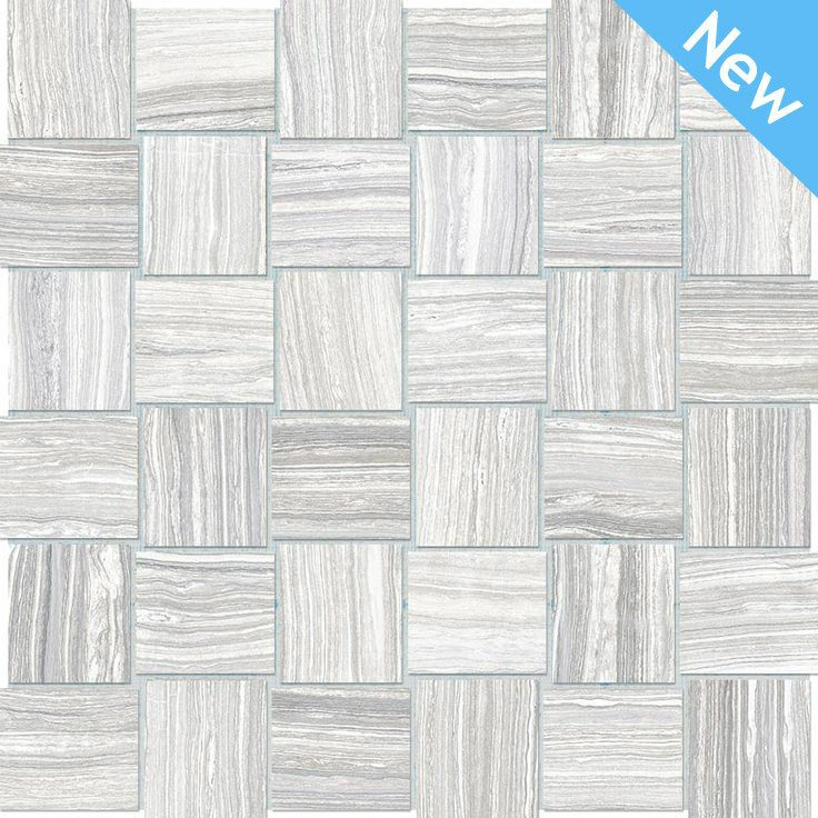 unusual porcelain basket weave tile. Discount Glass Tile Store  Eramosa Ice 2 inx2 in Basketweave Mosaic 11 97 68 best images on Pinterest art and Mosaics