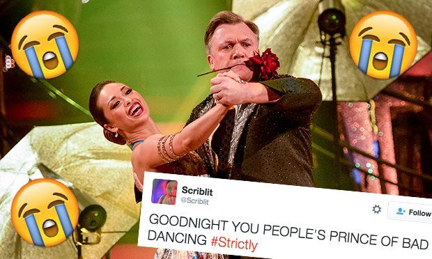 Ed Balls was finally voted off Strictly Come Dancing and Twitter is devastated