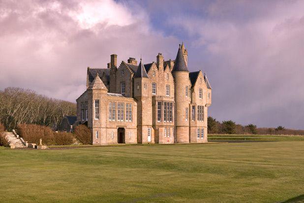 Balfour Castle, Scotland