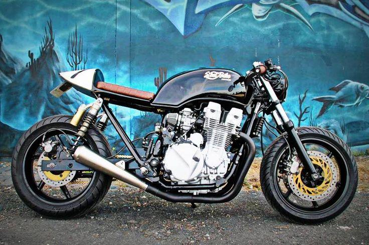 SEVEN FIFTY Steel Bike Concept - RocketGarage - Cafe Racer Magazine