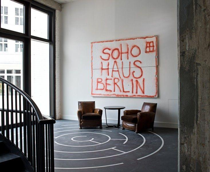 Soho House Berlin, Germany