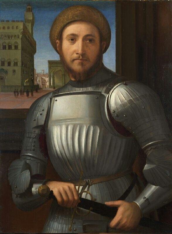 8 besten Granacci Francesco (Bagno a Ripoli 1469- Firenze 1548 ...