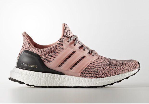 351b45b3d453 Adidas Ultra Boost W Salmon Still Breeze Women S80686 Limited 100%  Authentic