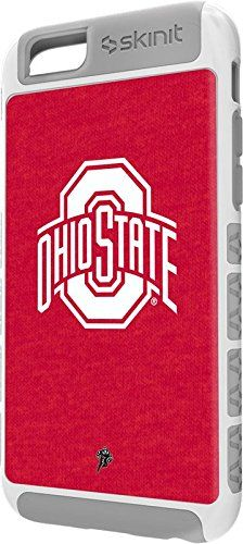 Ohio State University iPhone 6s Plus Cargo Case - OSU Ohio State Buckeyes Red Logo Cargo Case For Your iPhone 6s Plus. Built To Last - Tough iPhone 6s Plus Cargo Case Made With A Double Layer Hard Shell & Rubber Liner Protection. Offically Licensed Ohio State University Case Design. Industry Leading Vivid Color Vinyl Print Technology. Textured Sidewalls - For Added Comfort & Enhanced iPhone 6s Plus Grip. Precision iPhone 6s Plus Fit - Increasing Protection Without Sacrificing Function.