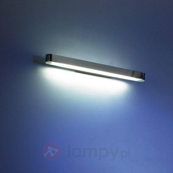 Lampa ścienna Half w optyce chromu 6026090