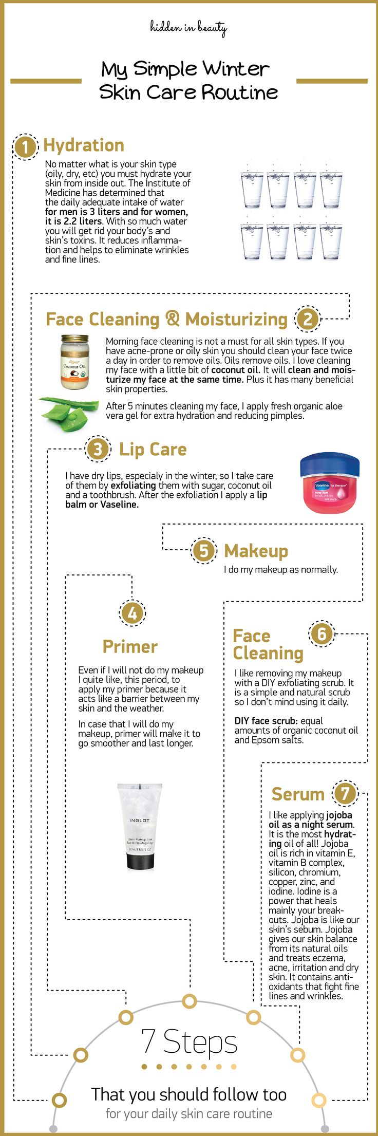 I have created for you a simple infographic of my winter skin care routine in 7 simple steps. Scroll down to read and follow as many as you like. //p260263.clksite.com/adServe/banners?tid=260263_50…