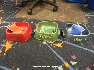 Libraryland: Happy Birthday, Clifford!