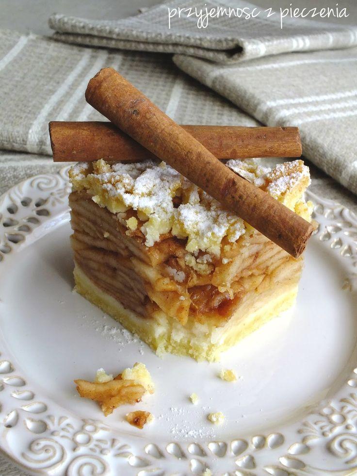 ciasto z jabłkami,szarlotka tatrzańska,