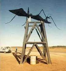 The Big Ant - Broken Hill (Pro Hart Sculpture)