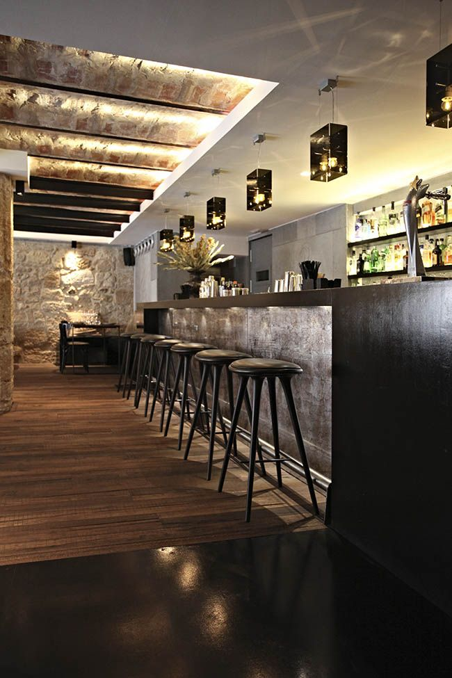 Restaurant Koa, Palma de Mallorca, Spain designed by Dissenyados Arquitectura