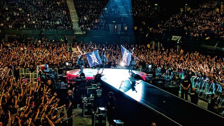 BABYMETALが世界をつなぐ架け橋に!日本人初ウェンブリー・アリーナ公演完全レポート | Rolling Stone(ローリングストーン) 日本版