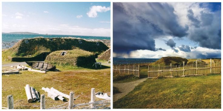 L'Anse aux Meadows, Canada This archaeological site in Canada was once a settlement founded by the Vikings about a thousand years ago. The fact that it exists indicates that the Scandinavian seafarers reached North America long before the birth of Christopher Columbus.