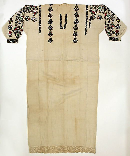 Shirt | Romanian | The Met