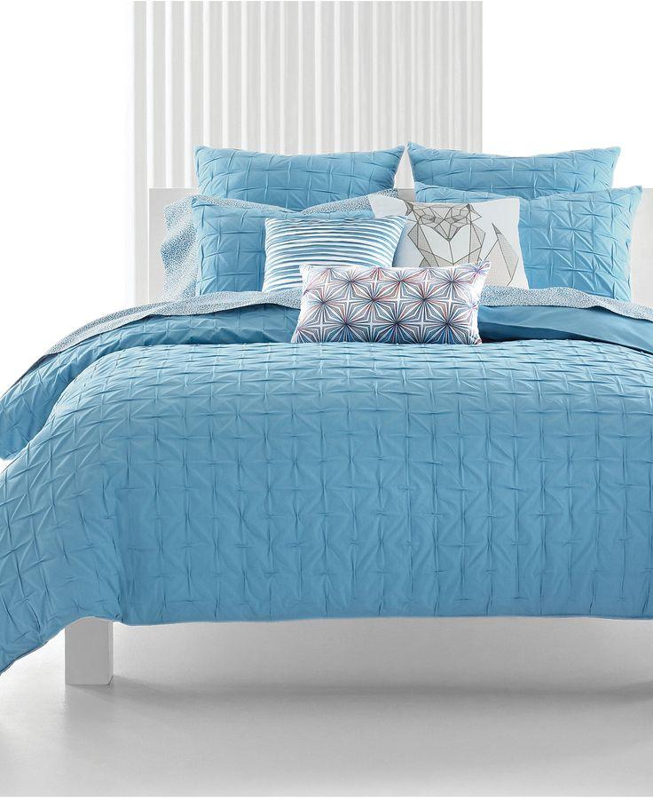 bar iii box pleat sea spray collection bedding collections bed u0026 bath