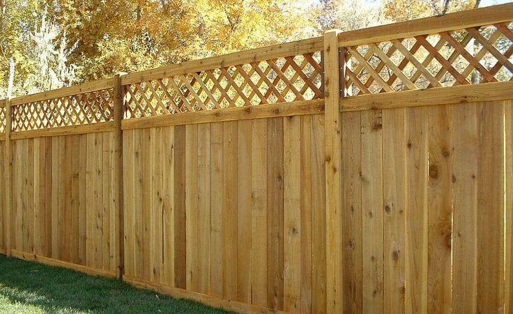 Garduri decorative din lemn. 17 modele pe care le poti face de unul singur - Case practice