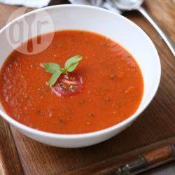 Zupa pomidorowa ze świeżych pomidorów @ allrecipes.pl