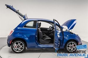 2014 Fiat 500 Sport, AUTOMATIQUE, MAGS Longueuil / South Shore Greater Montréal image 6