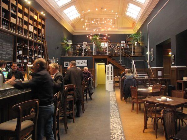 Le Di-vin, West End, Edinburgh.
