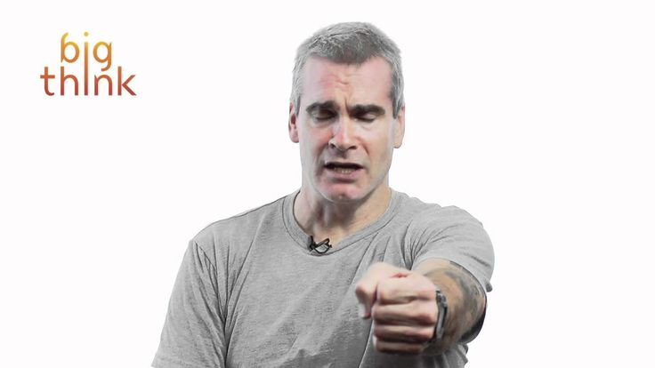 Henry Rollins: The One Decision that Changed My Life Forever