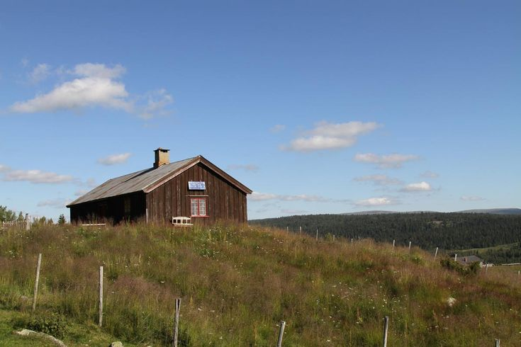 Hytte til utleie i Øyerfjellet - Åstdalssetra. | Inatur.no