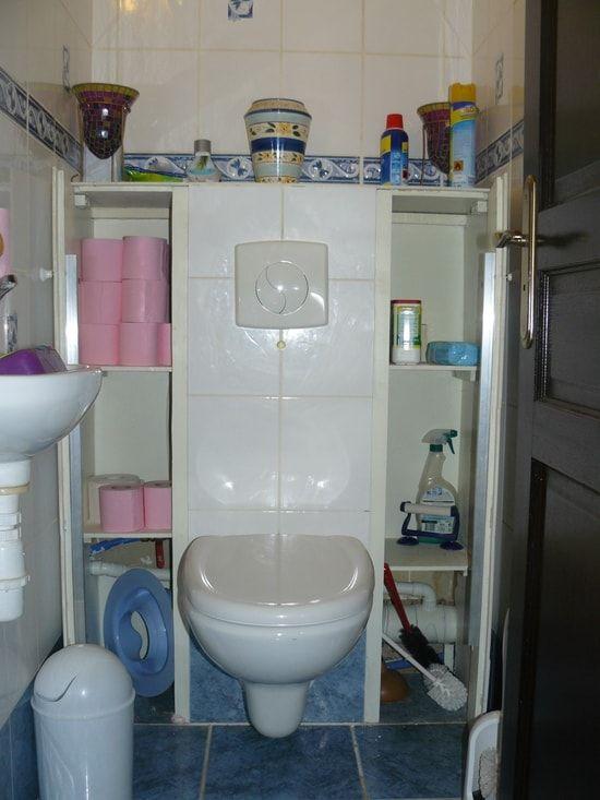 Comment faire un habillage pour wc suspendu? [Résolu]                                                                                                                                                                                 Plus